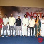 NOTA Movie Press Meet
