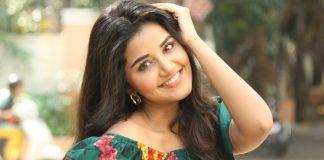 Actress Anupama Parameswaran Photoshoot Images