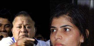 Chinmayi and Radha Ravi