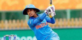 Cricket Players Mithali Raj