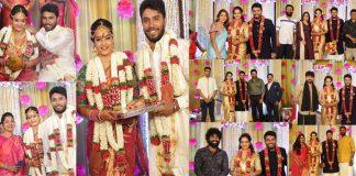 Suja Varunee and Shivakumar Wedding