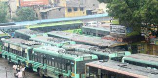 Kerala Bandh: TN govt buses stoped