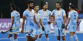 India lost World Cup Hockey