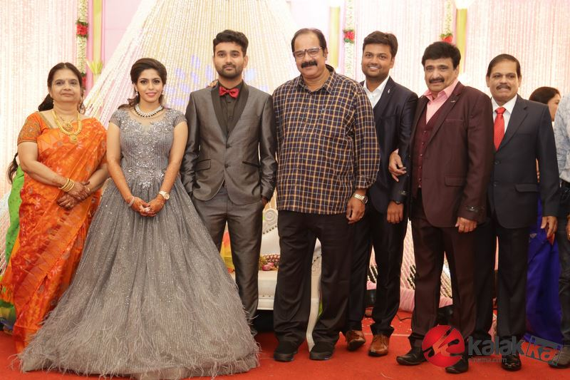 Actor Ramesh Khanna Son Wedding Reception StillsActor Ramesh Khanna Son Wedding Reception Stills