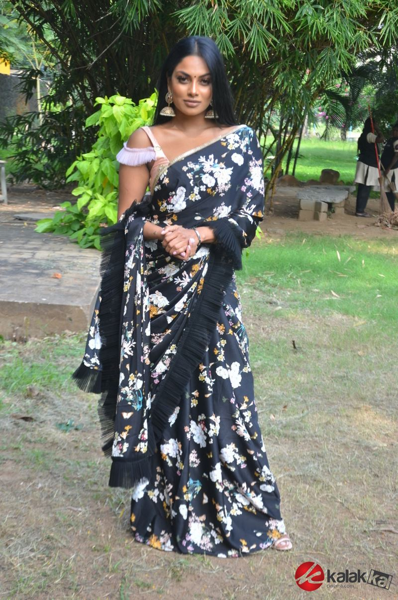 Actress Chandrika Ravi Latest Photos