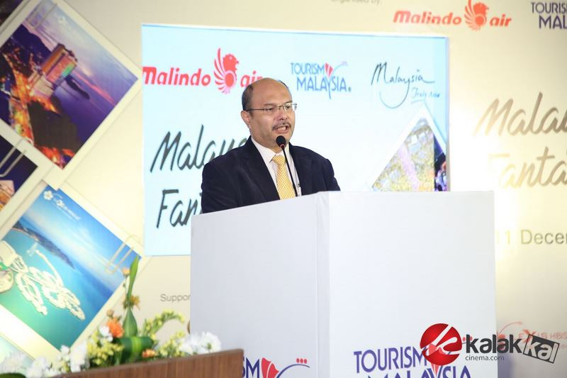 Malaysia Fantastic Packages Press ConferenceMalaysia Fantastic Packages Press Conference