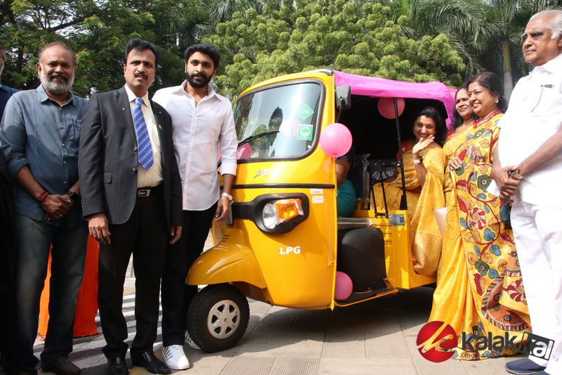 Rotary Club's Pink Auto Launch