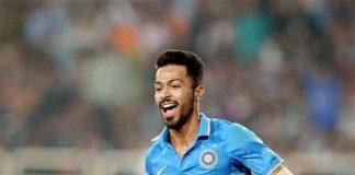 3rd Test - Hardik Pandya