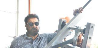 Actor Sarathkumar Inaugurated Flux Fitness Studio Photos