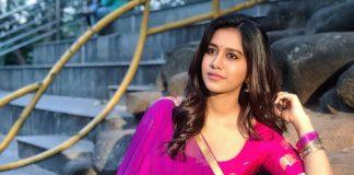 Actress Nabha Natesh Latest Stills