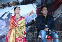 Manikarnika Movie Trailer Launch Stills