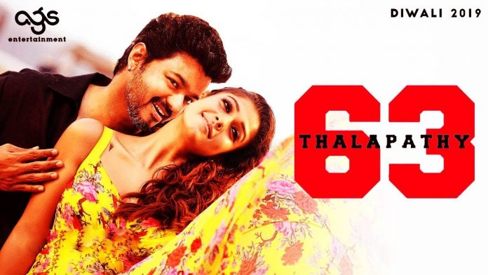 Thalapathy 63 Opening Song