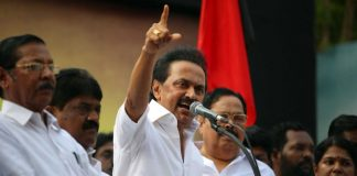 MK Stalin and EPS
