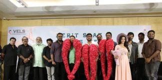 LKG Movie Success Meet