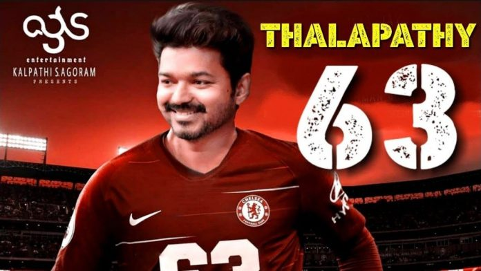 Thalapathy 63 Update