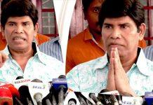 Anandraj Angry Speech