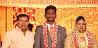 Producer SM Ibrahim daughter Wedding Reception Photos
