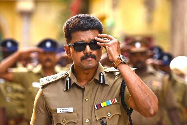 Theri Look