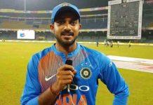 Vijay Shankar Bold Speech I understand that pain in a player's view. Rayudu knew that he did not tweet me. India | Tamil nadu | Latest Sports News