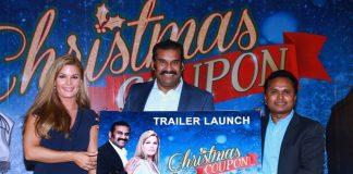 Christmas Coupon Press Meet and Trailer Launch Stills