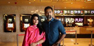 Prasanna and Sneha at PVR Cinemas Play House Launch