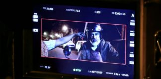 Nerkonda Paarvai Action Sequence Making Video