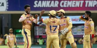 Chepauk Super Gillies won The Match : Sports News, World Cup 2019, Latest Sports News, India, Sports, Latest Sports News, TNPL 2019, TNPL Match 2019