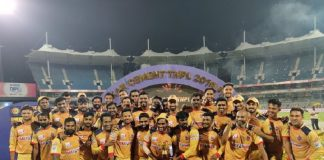 Chepauk Super Gillies beats Dindigul Dragons : Sports News, Latest Sports News, India, Sports, Latest Sports News, TNPL 2019, TNPL Match 2019