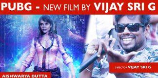 PubG Movie Update : Dha Dha 87 Movie Director's Next Project | Vijay Sri Ji | Aishwarya Dutta | Kollywood Cinema news | Tamil Cinema News