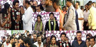 Mayilsamy Son's Wedding Reception : Rajinikanth, jayam Ravi, Sathya Raj, Sibi Raj, Sivakumar, MK.Stalin, Tamil Cinema, Latest Cinema News, Tamil Cinema News