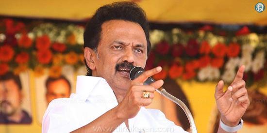 Surjth Death Issue Dmk Chief Raise Question To Tamilnadu CM dappadi K. Palaniswami