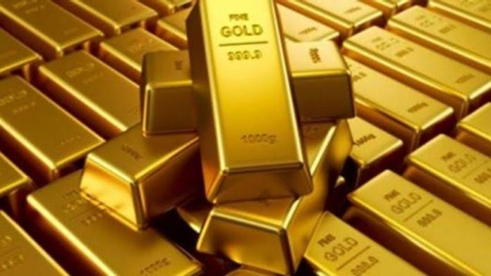 There was 3kg of gold at the Chennai airport