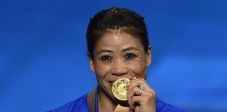 India in Gold Medal