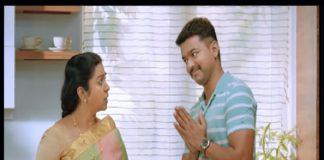 Vijay and Radhika