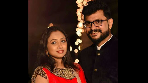 Jaya Shree With Eswar
