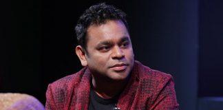 AR Rahman's Ta Futures Press Meet Stills