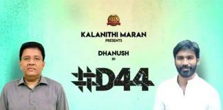 Dhanush 44 Director