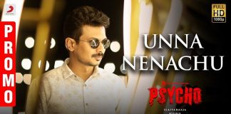 Unna Nenachu Song Promo