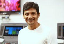 Actor Jiiva Name in Twitter