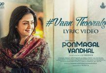 Vaan Thooralgal Lyric Video