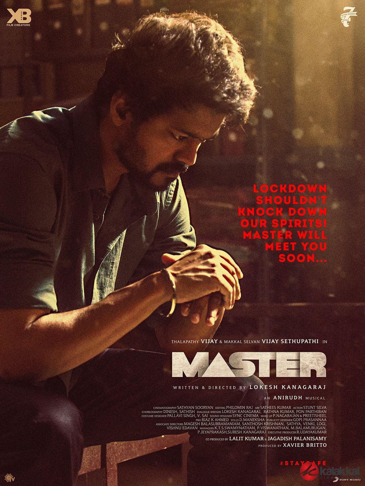 Master New Poster