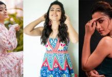 Actress Rashmika Mandanna Recent Stills