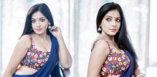 Actress Reshma Pasupuleti Latest Pics