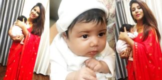 Alya Manasa Play With Baby