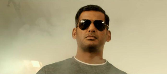 Chakra Movie Trailer
