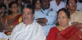 MN Rajam's Husband Passes Away