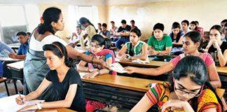 Minister Anbazhagan About Semester Exam