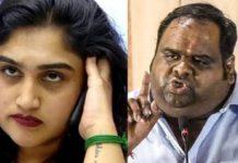 Producer Ravindran Reply to Vanitha