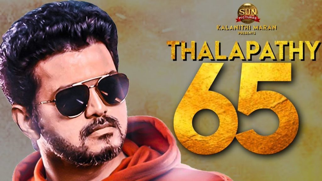 Thalapathy 65 Announcement Issue