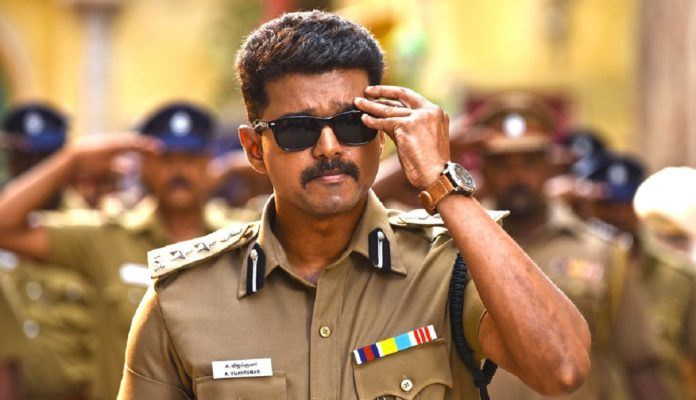 Hindi Dubbed Theri in TRP Record